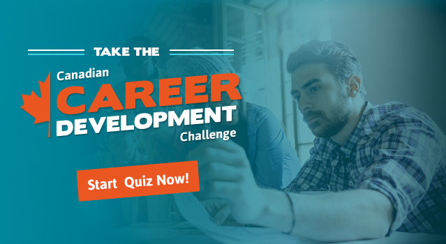 Take the Career Development Challenge
